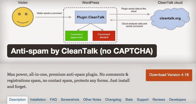 Anti-spam-by-CleanTalk