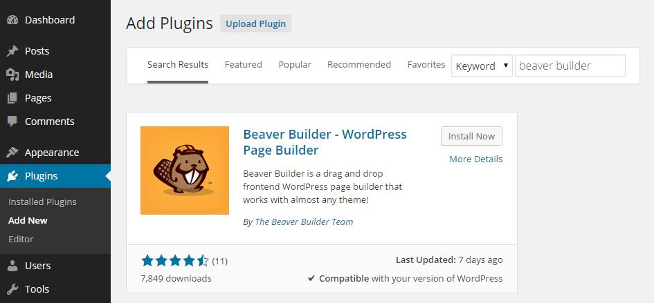 Beaver-Builder-Add-Plugin