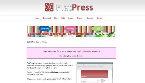 Flat-Press