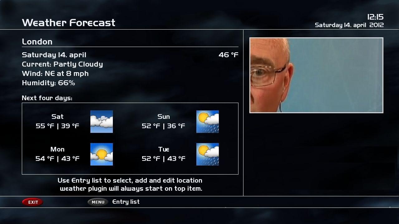 WeatherPlugin