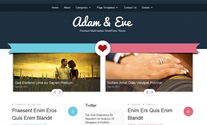 adam-eve-wordpress-wedding-theme