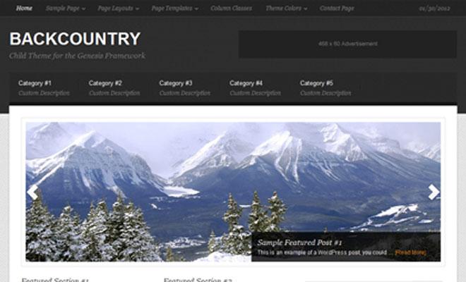 backcountry-studiopress-genesis-wordpress-child-theme