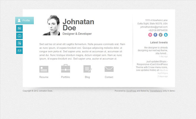 biopic-responsive-vcard-wordpress-theme