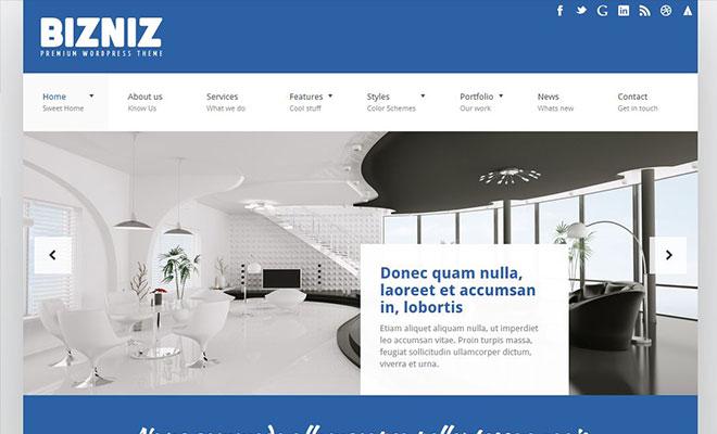 bizniz-responsive-wordpress-business-theme