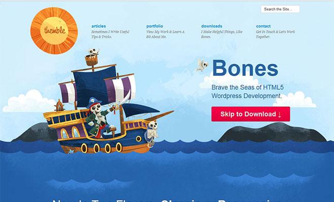 bones-wordpress-theme-framework