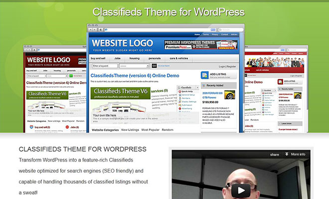 classifiedstheme-wordpress-classifieds-theme
