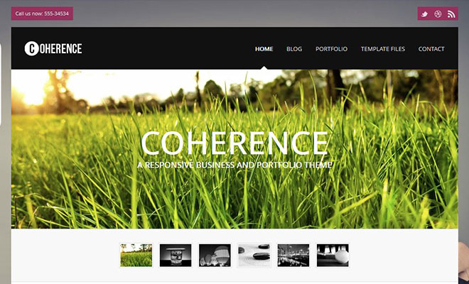 coherence-responsive-wordpress-business-theme