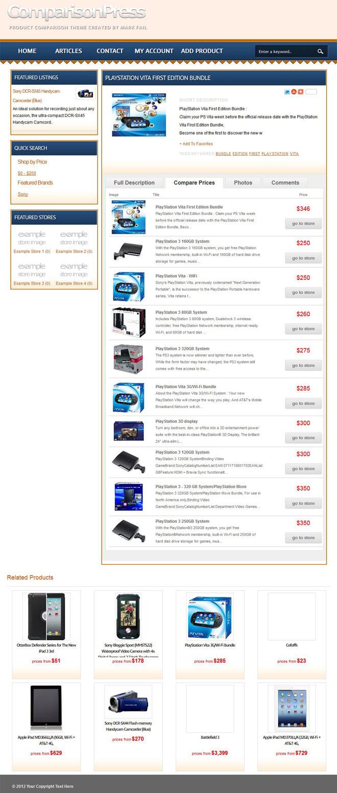 comparisonpress-wordpress-shopping-price-comparison-theme-product