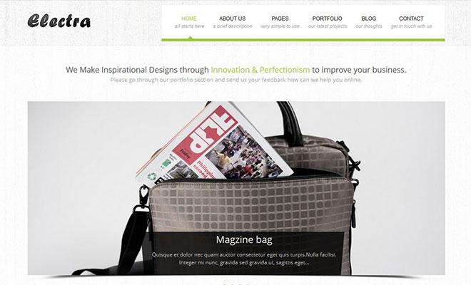 electra-responsive-wordpress-business-theme