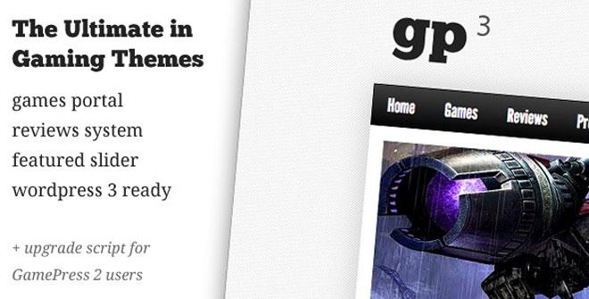 gamepress3-magazine-wordpress-review-theme