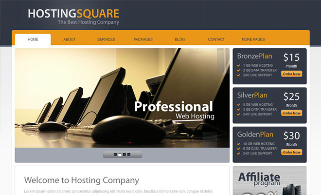 hostingsquare-wordpress-hosting-theme