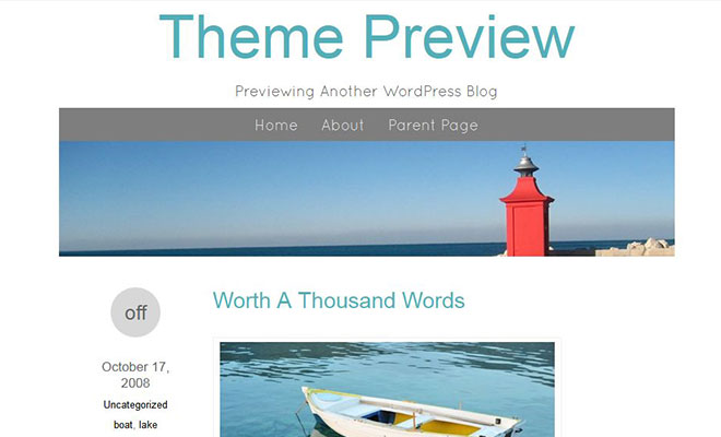 ice-cap-free-wordpress-theme