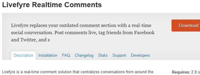 livefyre-realtime-comments-wordpress-plugin