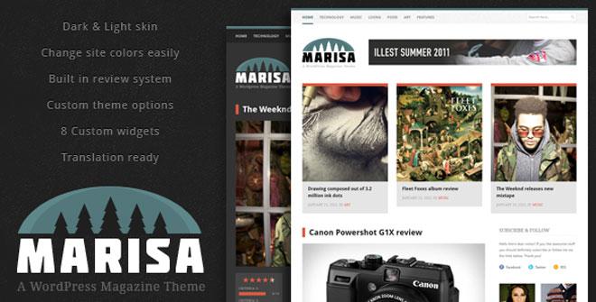 marisa-magazine-wowrdpress-review-theme
