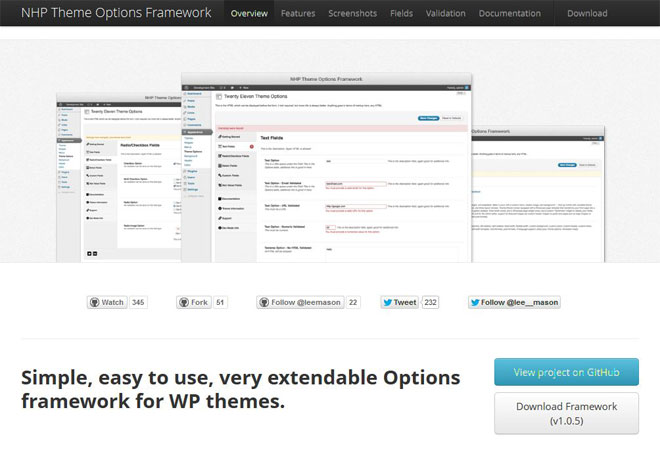 nhp-theme-options-framework