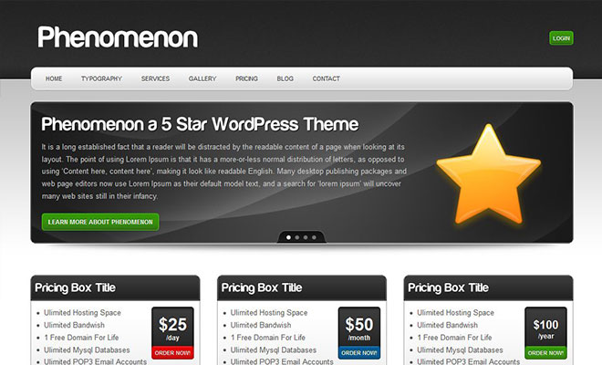 phenomenon-wordpress-hosting-theme