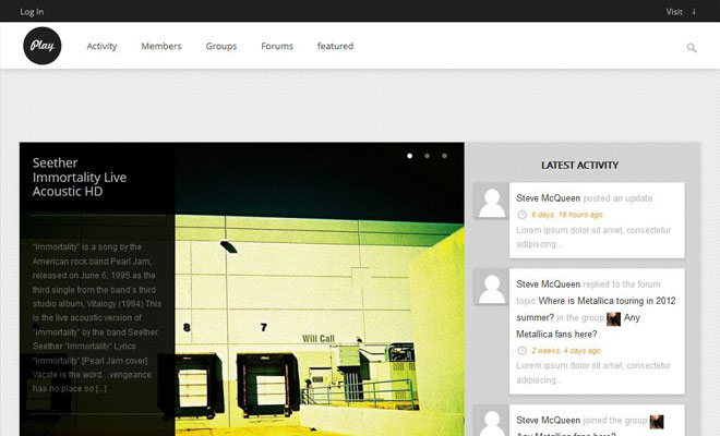 play-wordpress-buddypress-theme