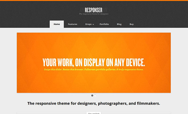 responser-responsive-wordpress-portfolio-theme