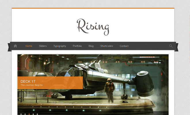 rising-responsive-minimal-wordpress-theme