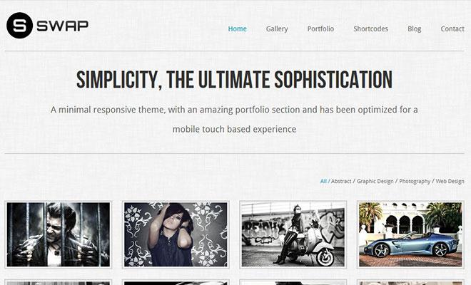 swap-minimal-responsive-wordpress-portfolio-theme